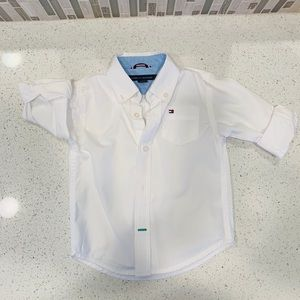 Dress shirt Tommy Hilfiger size 24 month